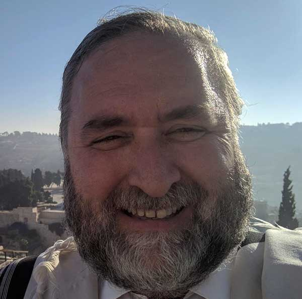 <strong>RABBI BRIAN THAU</strong>